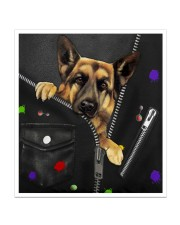 German Shepherd - Zip - All - Tote  Sticker - Single (Vertical) thumbnail