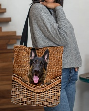 German Shepherd Funny All - Over Tote All-over Tote aos-all-over-tote-lifestyle-front-09