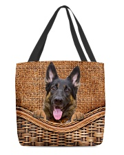 German Shepherd Funny All - Over Tote All-over Tote back