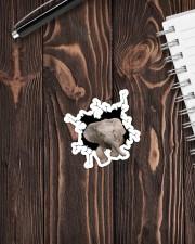 Elelphant Crack Sticker - Single (Vertical) aos-sticker-single-vertical-lifestyle-front-05