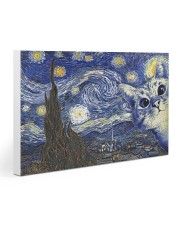 Cat - Van Gogh Gallery Wrapped Canvas Prints tile
