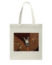Donkey Zip Tote Bag thumbnail