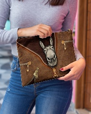 Donkey Zip Accessory Pouch - Large aos-accessory-pouch-12-5x8-5-lifestyle-front-02