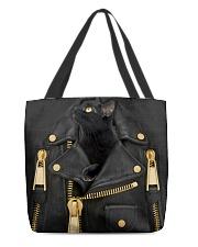 Black Cat - Jacket Bag -Tote All-over Tote back