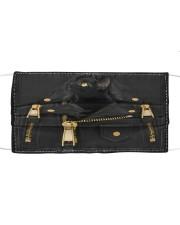 Black Cat - Jacket Bag -Tote Cloth face mask thumbnail