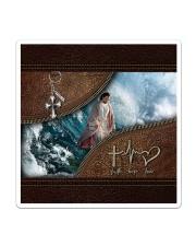 Faith Hope Love Sticker - Single (Vertical) thumbnail