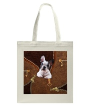 French Bulldog Tote Bag thumbnail