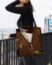 Sheep Baby  All-over Tote aos-all-over-tote-lifestyle-front-05