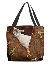 Sheep Baby  All-over Tote front