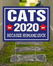 Cats 2020 24x18 Yard Sign aos-yard-sign-24x18-lifestyle-front-07
