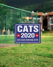 Cats 2020 24x18 Yard Sign aos-yard-sign-24x18-lifestyle-front-21