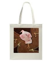 Pig  Tote Bag thumbnail