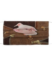 Pig  Cloth face mask thumbnail