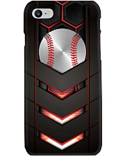 Baseball Carbon 3D Phone Case i-phone-8-case