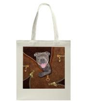 Pitbull  Tote Bag tile