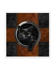 Black Cat Lover Sticker - Single (Vertical) thumbnail