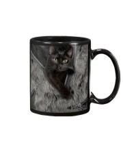 Black Cat Beauty Mug thumbnail