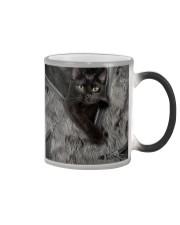 Black Cat Beauty Color Changing Mug thumbnail