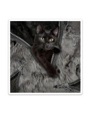 Black Cat Beauty Sticker - Single (Vertical) thumbnail