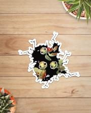Turtle Crack Hole Sticker - Single (Vertical) aos-sticker-single-vertical-lifestyle-front-07