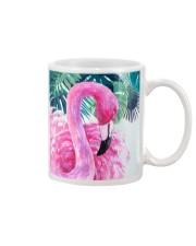 Flamingo Tropical Mug tile
