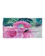 Flamingo Tropical Mask tile