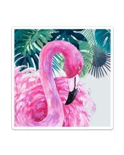 Flamingo Tropical Sticker tile