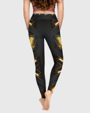 Softball Carbon Crack Leggings High Waist Leggings aos-high-waist-leggings-lifestyle-05