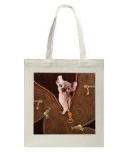 Sphynx Cat  Tote Bag tile