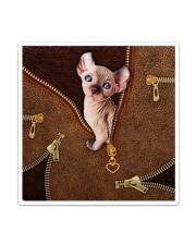 Sphynx Cat  Sticker tile
