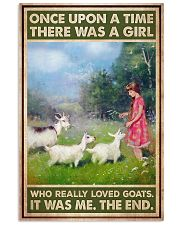 Goats - Once Upon A Time 11x17 Poster front