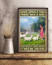 Goats - Once Upon A Time 11x17 Poster lifestyle-poster-3