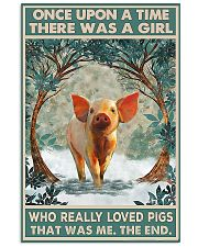 Pig - One Upon The Time 11x17 Poster front