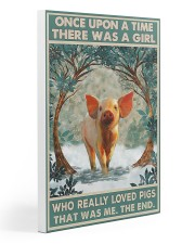 Pig - One Upon The Time Gallery Wrapped Canvas Prints tile