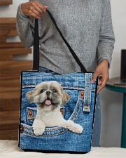 Shih Tzu All-over Tote All-over Tote aos-all-over-tote-lifestyle-front-10
