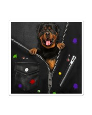 Rottie - Zip - All Tote Sticker - Single (Vertical) thumbnail