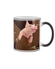 Pig Color Changing Mug tile