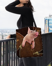 Pig All-over Tote aos-all-over-tote-lifestyle-front-05