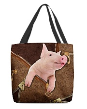Pig All-over Tote back