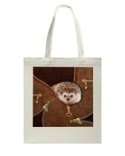 Hedgehog  Tote Bag tile