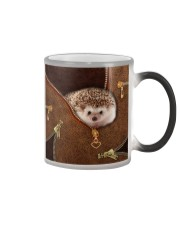 Hedgehog  Color Changing Mug thumbnail