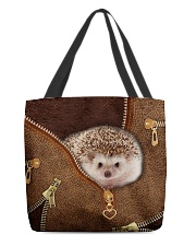 Hedgehog  All-over Tote back