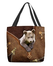 Bear All-over Tote front