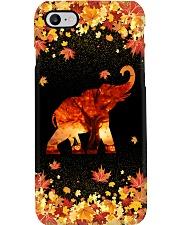 Fall Elephant Phonecase Phone Case i-phone-8-case