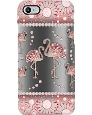 Flamingo - Pink Phonecase ver 2 Phone Case thumbnail