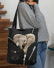 Elephant Black  All-over Tote aos-all-over-tote-lifestyle-front-09