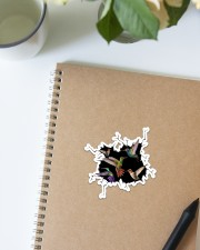 Hummingbird Crack Sticker - Single (Vertical) aos-sticker-single-vertical-lifestyle-front-16