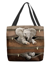 Lovely Elephant All-over Tote front