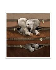 Lovely Elephant Sticker tile