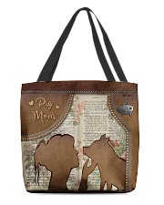 Pig Mom Tote All-over Tote front